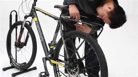 bike seat cl install how to install a baby seat for bicycle