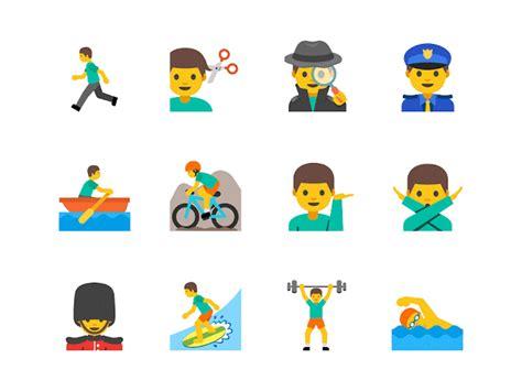 emoji android nougat estos son los nuevos emojis de android 7 1 nougat