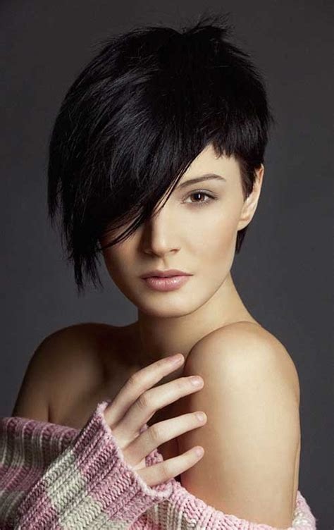black hair short hairstyles for round faces short black hairstyles for round faces