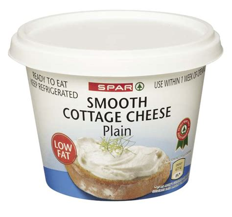 Gluten Free Cottage Cheese Brands by Spar Spar Brand