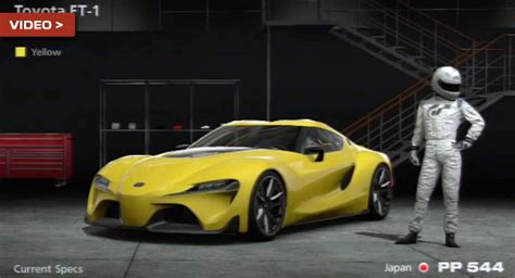 Toyota Ft1 Price Estimate Toyota Ft 1 Concept Test Drive Around Streets Of Willow In Gt6