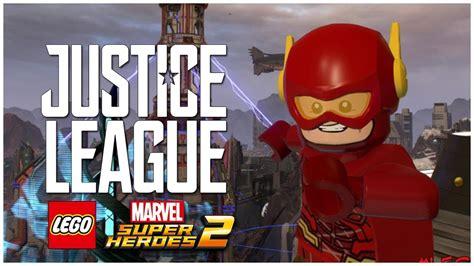 Bootleg Lego Justice League Flash the flash justice league lego marvel superheroes 2 mod