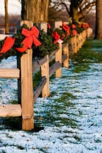 ideas for decorating iron fence posts for christmas 26 best fence ideas images on deco time and ideas