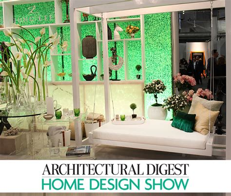 architectural digest home design show nyc 2015 6 hot interior design trends spotted at the 2015