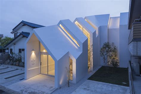 grand designs an interview with spine architects asahicho clinic hkl studio archdaily