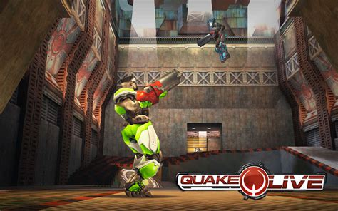 earthquake online quake live goes pay to play upsets playerbase mxdwn games
