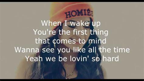 becky g lovin so lyric becky g lovin so lyrics hd