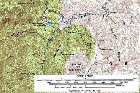 topographical map of topographic map us geological survey