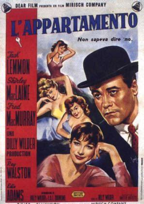 l appartamento wilder il cinema secondo begood l appartamento wilder 1960