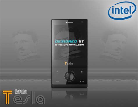 Tesla Phone Tesla Telefon Mobilphone Telephone Intel
