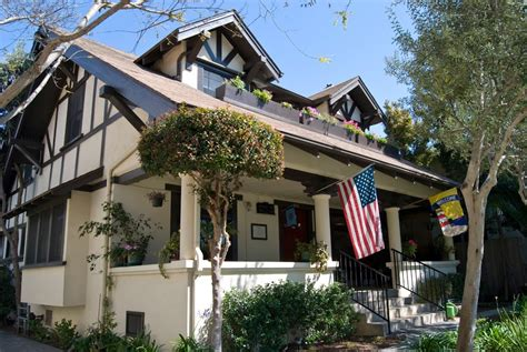 Mission Cottage Rentals by Mission Craftsman Bungalow Yacht Club Inn
