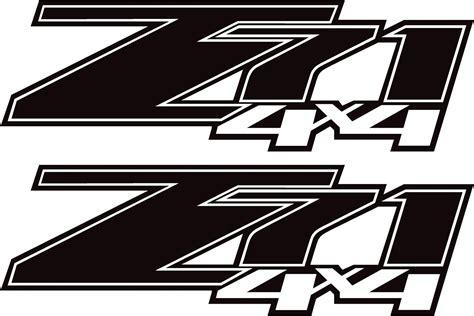 Auto Logo S 4x4 by Gmc Z71 Decals Html Autos Post