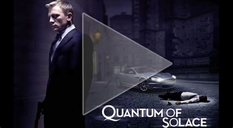 quantum of solace film trailer quantum of solace 007 trailer by car magazine