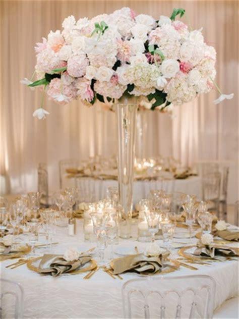 Tall Flower Arrangements   Wedding Centerpiece Designs