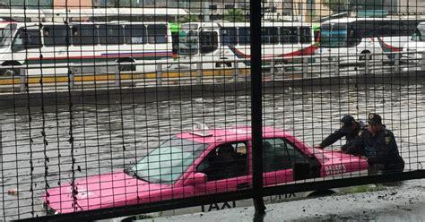 imagenes inundacion indios verdes indios verdes las lluvias colapsan el norte de la ciudad