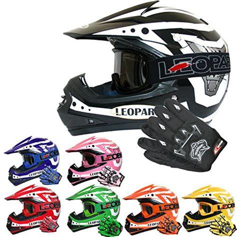 Kinder Motorrad Rennen by Leopard Leo X17 Kinder Motocrosshelme M 228 Dchen Jungen