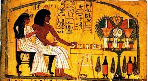 imagenes de obras egipcias la tumba de sennedjem ense 209 arte