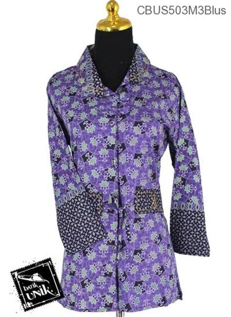Blus Sifon Motif Bunga baju batik sarimbit blus motif bunga air mata pengantin blus lengan panjang murah batikunik