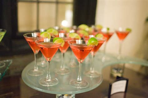 party cocktails cocktail party wedding planning blog