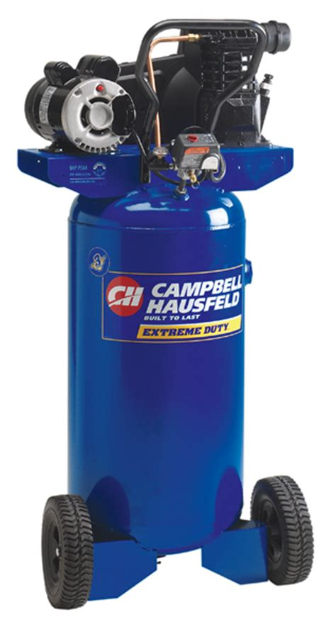 cbell hausfeld vt6319 28 gallon vertical lubricated air compressor reviews toolwise