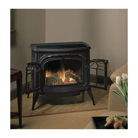 radiance gas stove vent free vermont castings