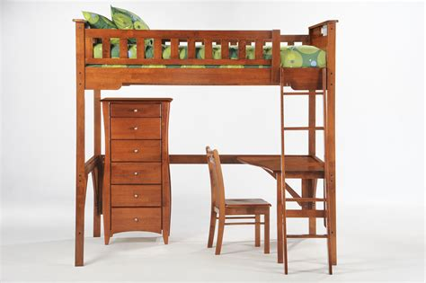 l shaped bunk bed with desk furniture brown wood bunk bed with l shaped desk and