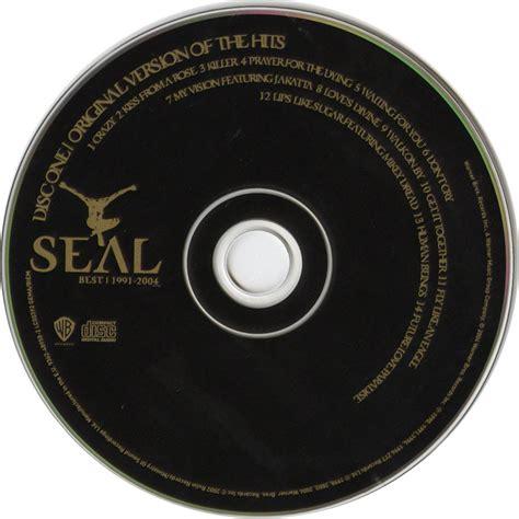 seal best of car 225 tula cd1 de seal best 1991 2004 portada
