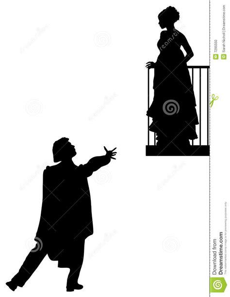 Romeo and Juliet stock illustration. Illustration of