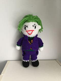 amigurumi joker pattern ravelry amigurumi joker doll pattern by jenn mulherin