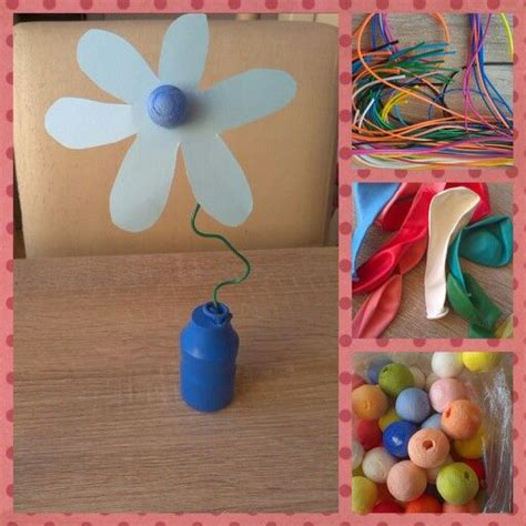 bloem van plastic bekertje 21 best zomer images on pinterest craft ideas good