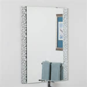 decorative bathroom mirror decor vanity bathroom mirror reviews wayfair