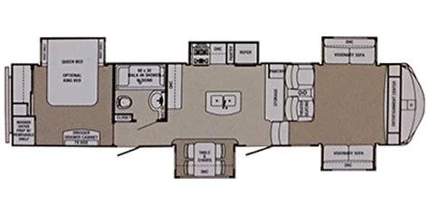 columbus rv floor plans 2016 palomino columbus fifth wheel floorplans genuine rv