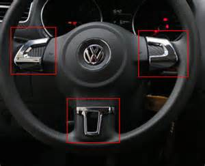 Vw Steering Wheel For Sale In Durban Other Parts Accessories Chrome Steering Wheel Trim For