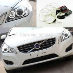 Volvo S60 Led Headlights For Volvo S60 2010 2011 2012 2013 With Projector Excellent
