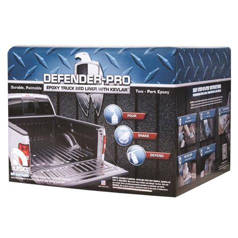 kevlar bed usc 18002 defender pro epoxy truck bed liner kevlar spray on kit with gun 1800 2 ebay