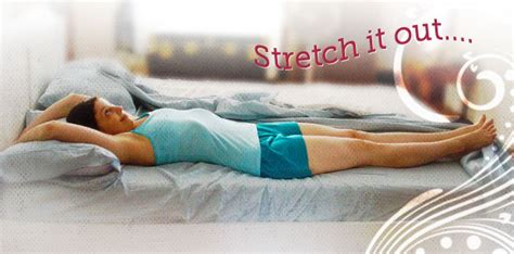 morning stretches in bed yoga yourself out of bed yogatropic