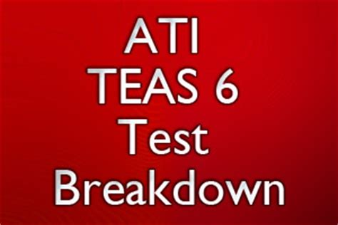 ati teas flash cards teas 6 test prep including 400 flash cards for the test of essential academic skills sixth edition books ati teas 6 test breakdown mometrix test preparation