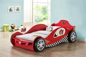car bed creative race car beds for toddlers homesfeed
