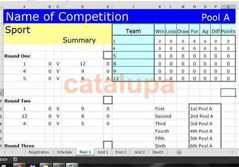 rumus membuat tabel pada html membuat tabel klasemen sistem setengah kompetisi catalupa