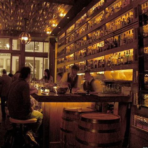 Top San Francisco Bars by Rickhouse San Francisco Named One Of The Best Whiskey Bars