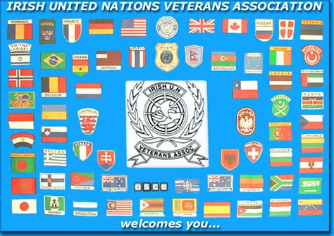 United Nations Nation 27 by Iunva United Nations Veterans Association