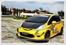 Lu Mobil Jazz mobil jazz modifikasi 2013 tabloid ototrend