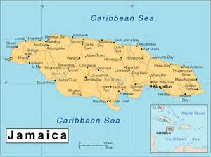 Jamaica Map World by Maps Of Jamaica