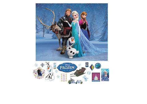 frozen wall mural frozen mural wall decal shop fathead 174 for disney frozen