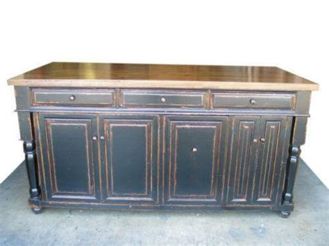 ebay kitchen islands 72 quot kitchen island ebay
