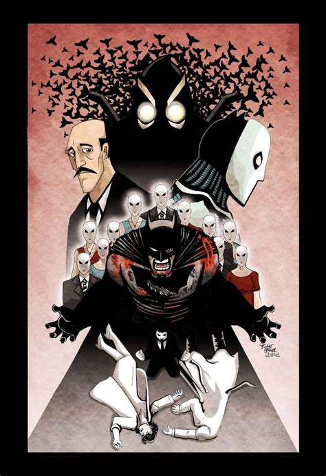 batman noir the court of owls books batman the court of owls by radmanrb on deviantart