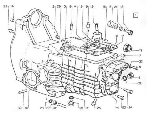 1948 citroen 2cv transmission diagram for a removal service manual how to change transmission fluid 1948 citroen 2cv entmontage oil leakage