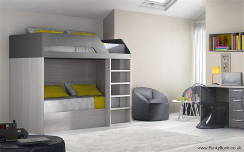 bunk bed with storage storage bunk bed image 11