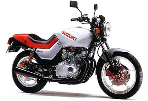 Suzuki Gs Bike Suzuki Gs 650 G Katana Technical Data Of Motorcycle