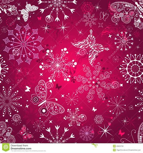 seamless christmas pattern vector seamless purple christmas pattern stock vector image